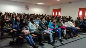 Estudiantes de cuartos medios inician proceso de intensivo en CSAH