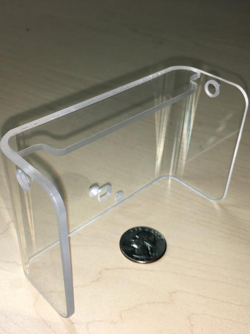 10mm Acrylic cover