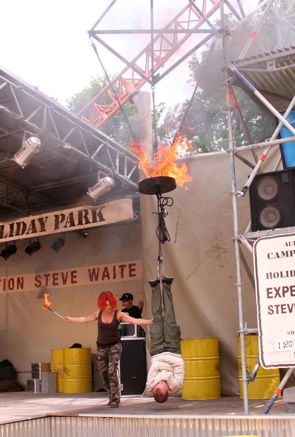 Expedition Steve Waite