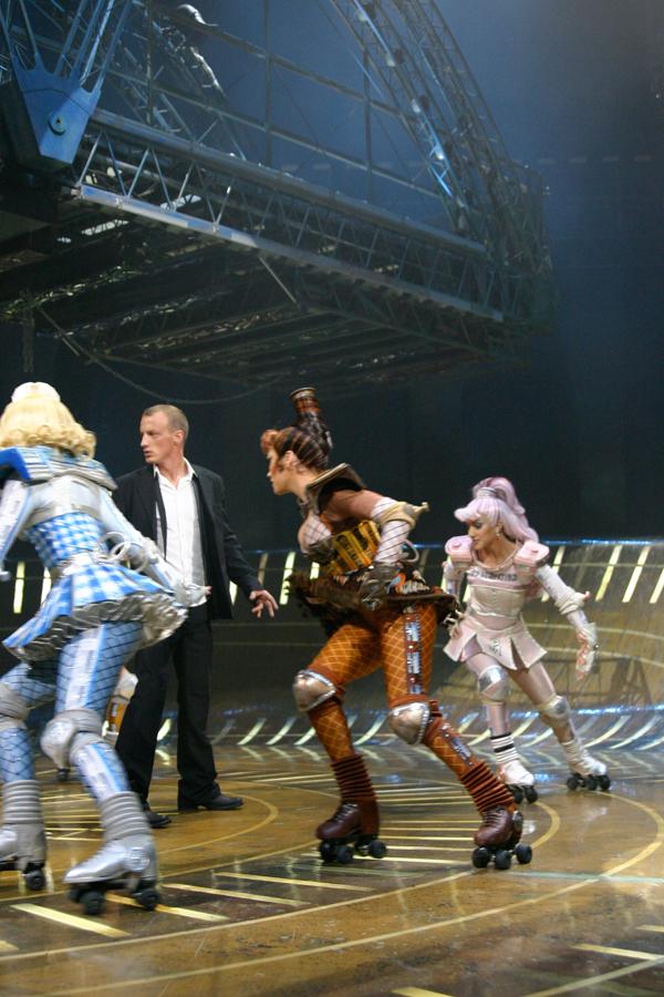 Starlight Express vs. Steve Waite