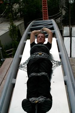 Roller Coaster Escape