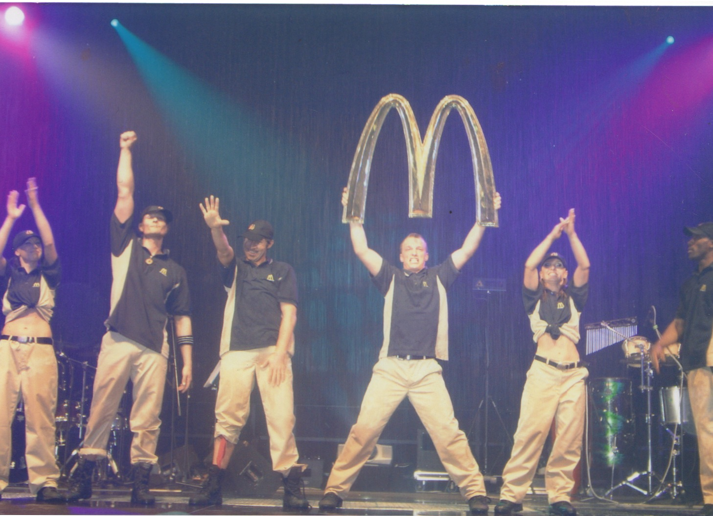 Mc Donalds Crew Event Germany