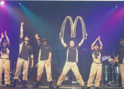 Mc Donalds Crew Event Germany