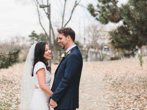 A Romantic Winter Wedding // Amber & Scott // Nicollet Island Inn, Minneapolis MN //