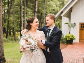 Intimate Wedding Up North // Kelsey + Nick // Grand View Lodge, MN