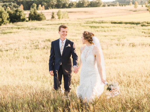 Joyful Summer Wedding // Stillwater MN // Ally + Joe