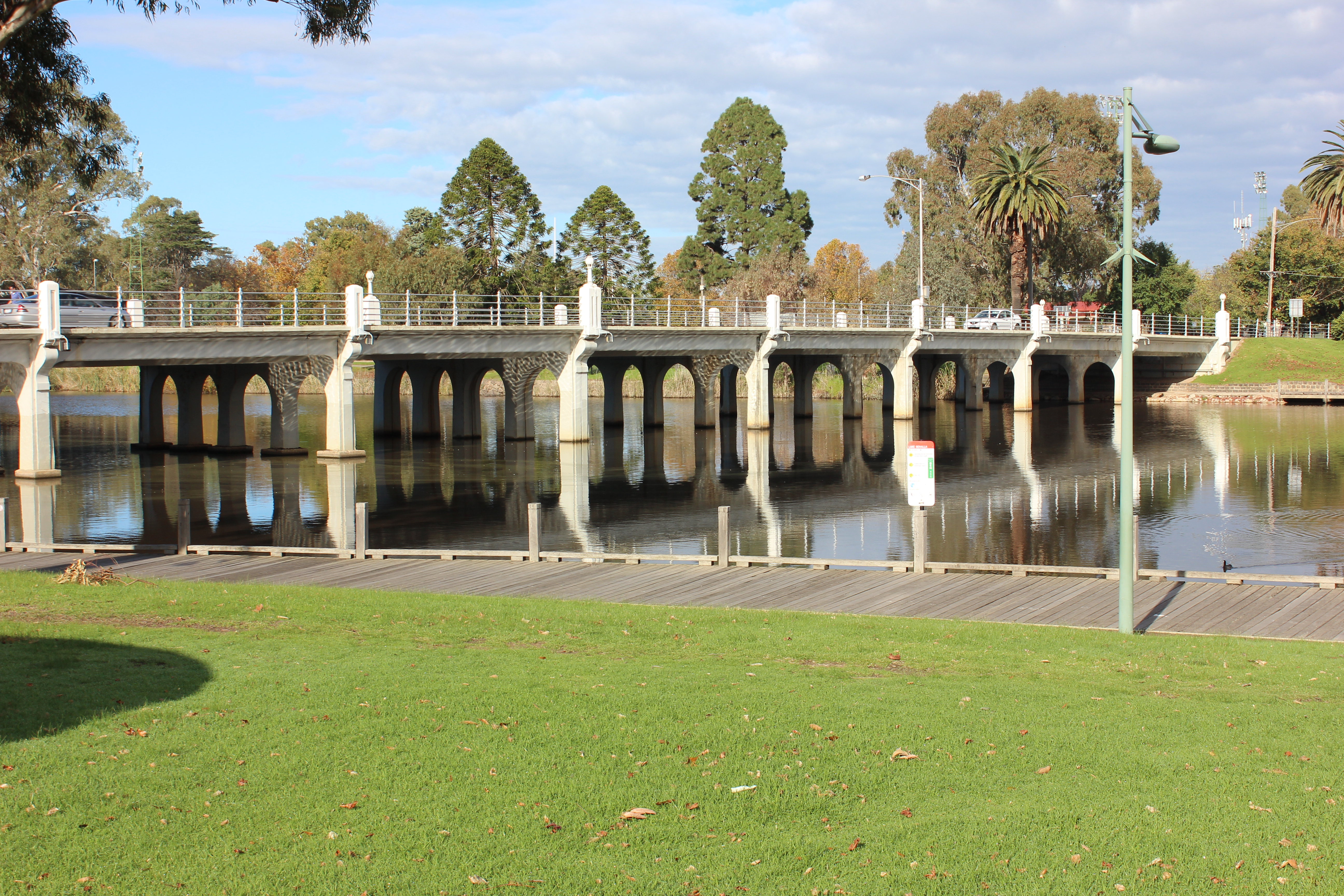 Monash Bridge