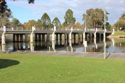 Monash Bridge