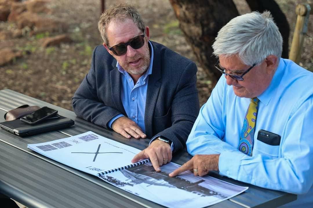 Meeting with Team Ken Wyatt
