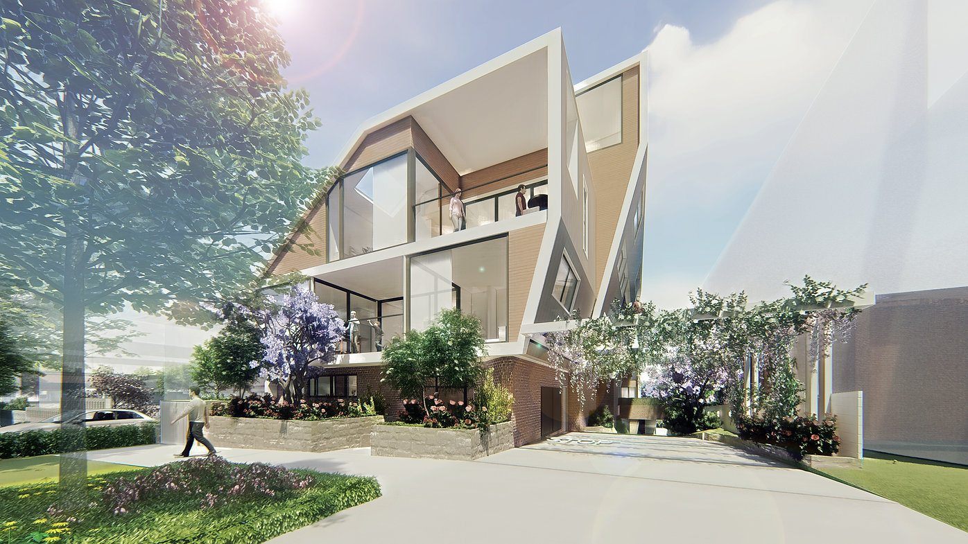 JDAP Approved for Vicent Street
