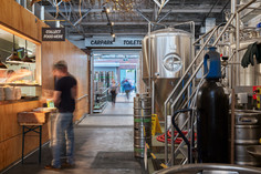 Micro Brewery Maylands
