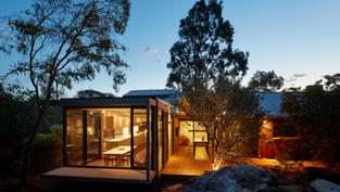 Boya Residence is on Archdaily