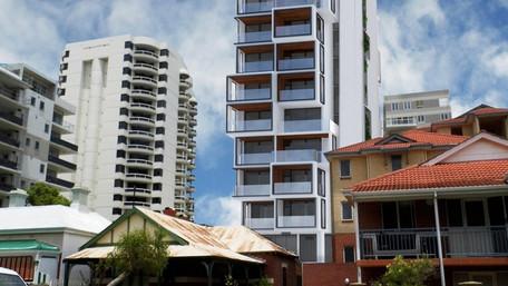 Capsule Apartments