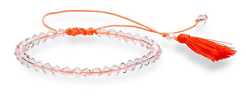 FRIENDSHIP BRACELET - CLEAR