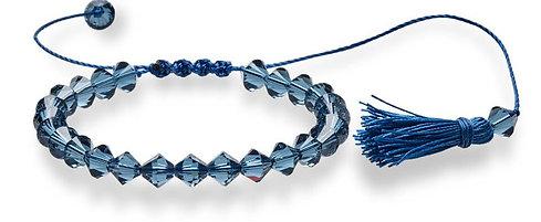 FRIENDSHIP BRACELET - NAVY BLUE
