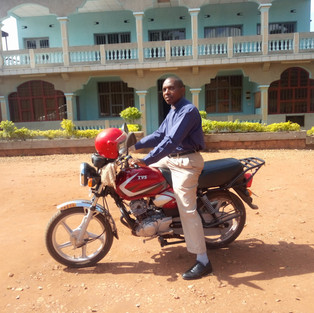Bishops' Appeal Supports Bikes in Burundi