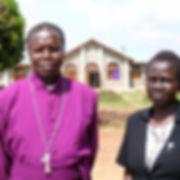 Gitega Dioese school children