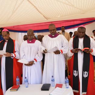 Burundi celebrates new church leaders