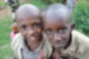 Gitega Dioese school children