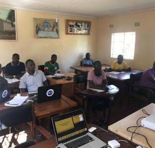 Stepping into Zambian Seminary