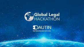A Dautin é patrocinadora oficial do Global Legal Hackathon 2019, em Balneário Camboriú