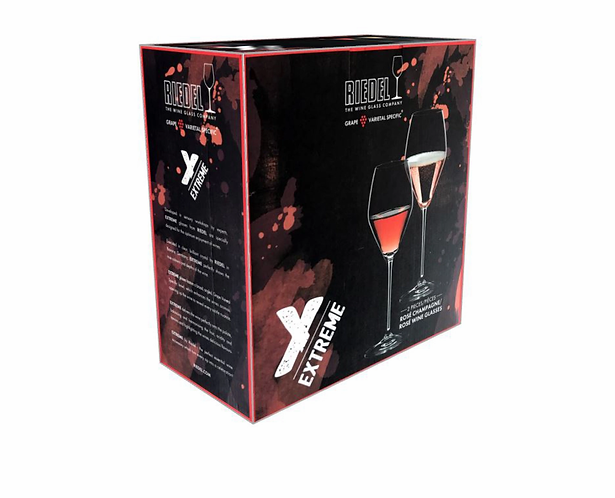 RIEDEL EXTREME ROSÉ WINE / ROSÉ CHAMPAGNE GLASS