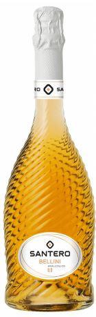 Alcohol Free Bellini, Santero