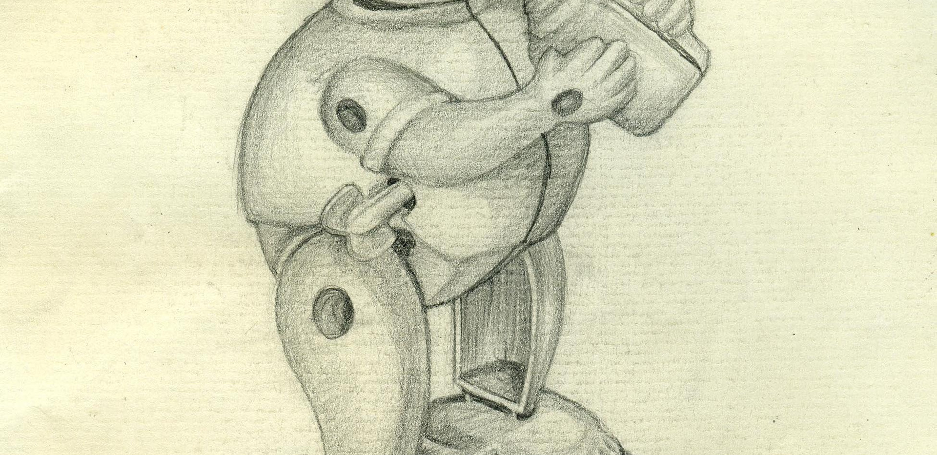pencil on paper, 2008