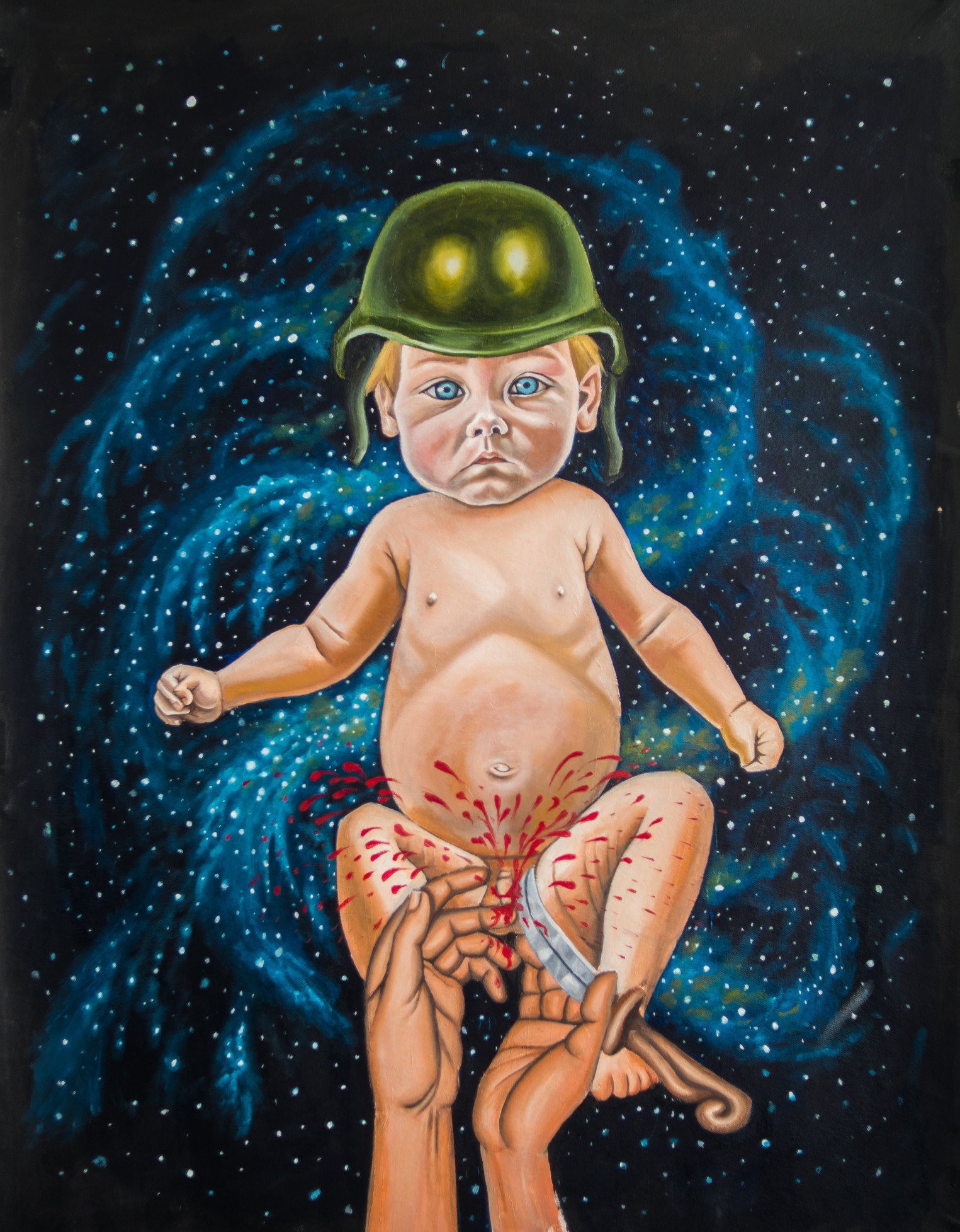 """Circumcision in space"""