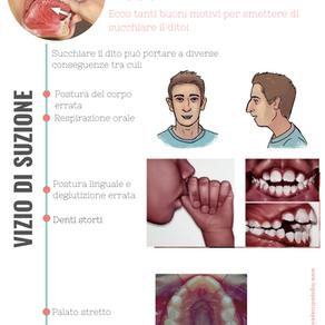 Via il dito o il ciuccio dalla bocca! Guida pratica per i genitori