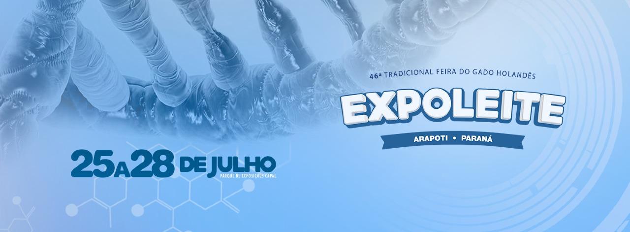 Convite evento Expoleite 2018