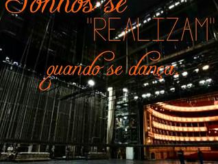 Ballet é Emoção