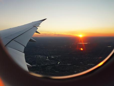 חרדת טיסה