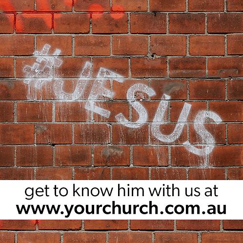 Jesus - Get To Know Him