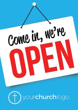 #6 We're Open