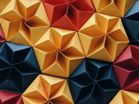 Consciousness: An Infinite Origami-Designer