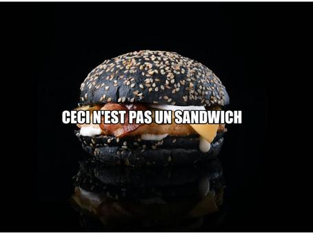 Ceci n'est pas un sandwich