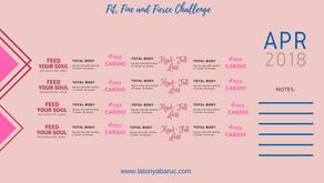 Spring Fitness Challenge