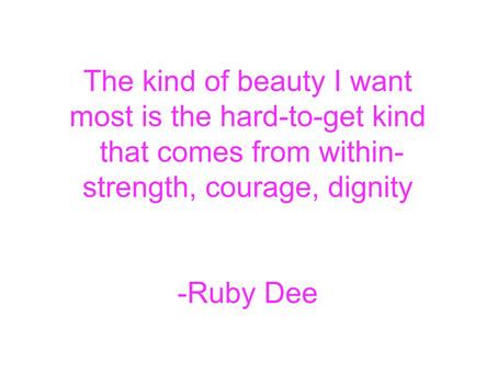 Womanly Wisdom