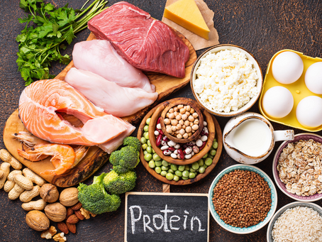 Protein and it's super power for Women.