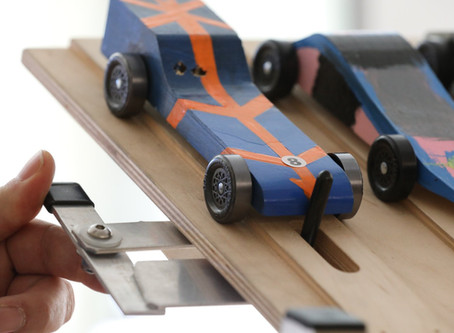 Pinewood Derby Car Guidelines