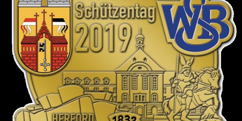Westfälischer Schützentag in Herford 2019