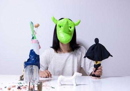 A woman thief portrait 2015