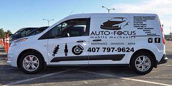 Auto Focus Mobile Repair Units