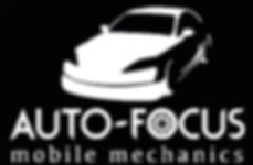 Auto Focus Mobile Mechanic Logo