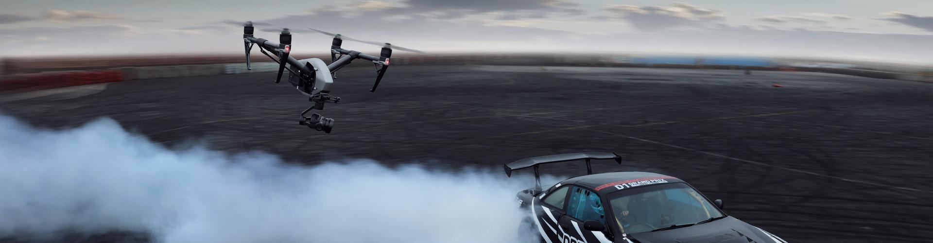 Capacitación de manejo drone dji cali colombia