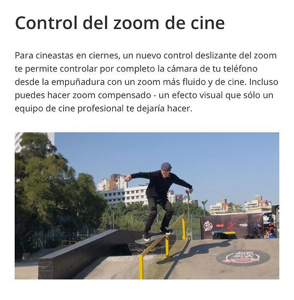 DJI Osmo Mobile 2 - GeoDigital Colombia