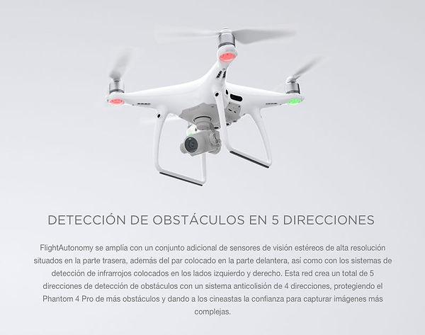 Phantom 4 pro cali colombia