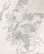 TImoth Pont Manuscript Maps of Scotland