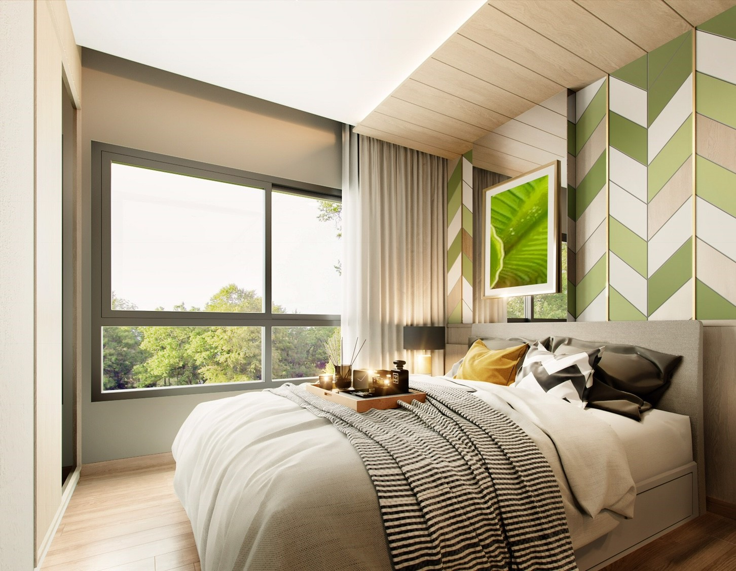 Bedroom Design @Grene